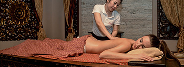 Herbal Thai massage