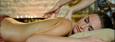 Luxury peeling massage